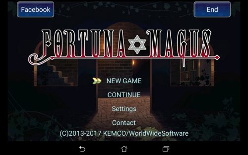 Fortuna Magus – RPG Insanity