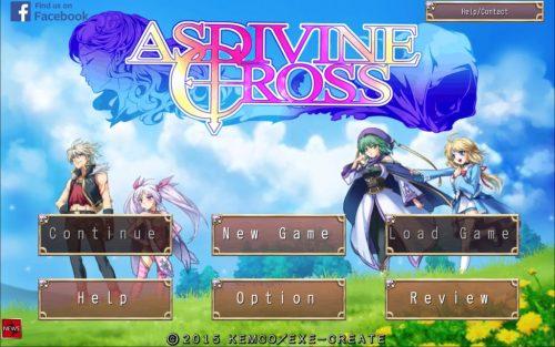 Asdivine Cross – RPG Insanity